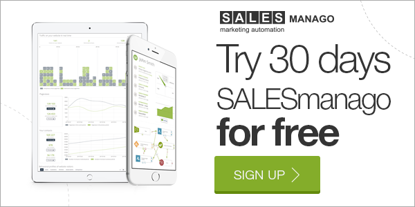 SALESmanago all-in-one marketing automation software that helps companies increase their revenue