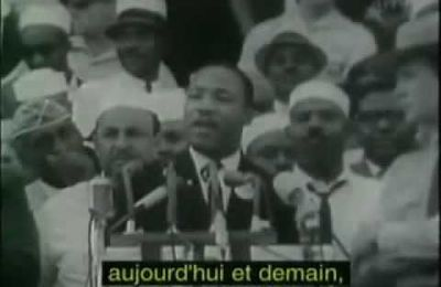 Martin Luther King : I have a dream