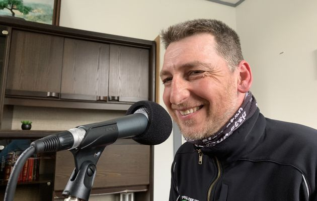 Interview RCF avec Pascal Steinmetz