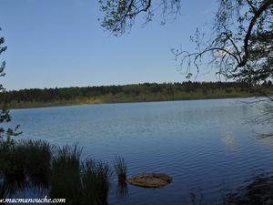 Encore le lac.