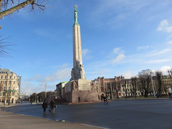 Un week-end à Riga (Lettonie)
