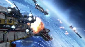 Jeux video: Strike Suit Zero : Director's Cut sur PS4 et XBOX ONE