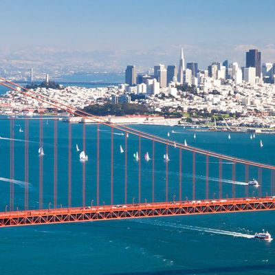 Ditch your heavy bags and traverse San Francisco