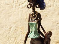 Coulée de bronze à saint-Père