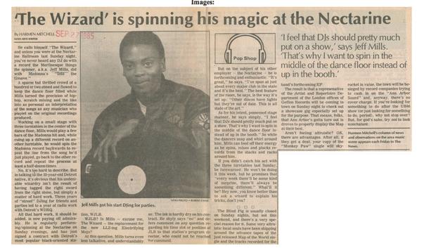 Ann Arbor News. 27 septembre 1985