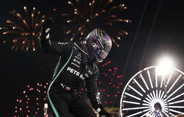 Lewis Hamilton - Bahrain - 2021