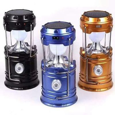Global Solar Lamps Market Forecast Report 2021-2027