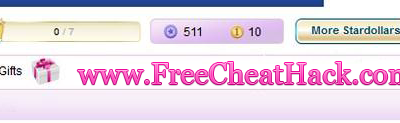 Stardoll Cheaters Showing Their Results