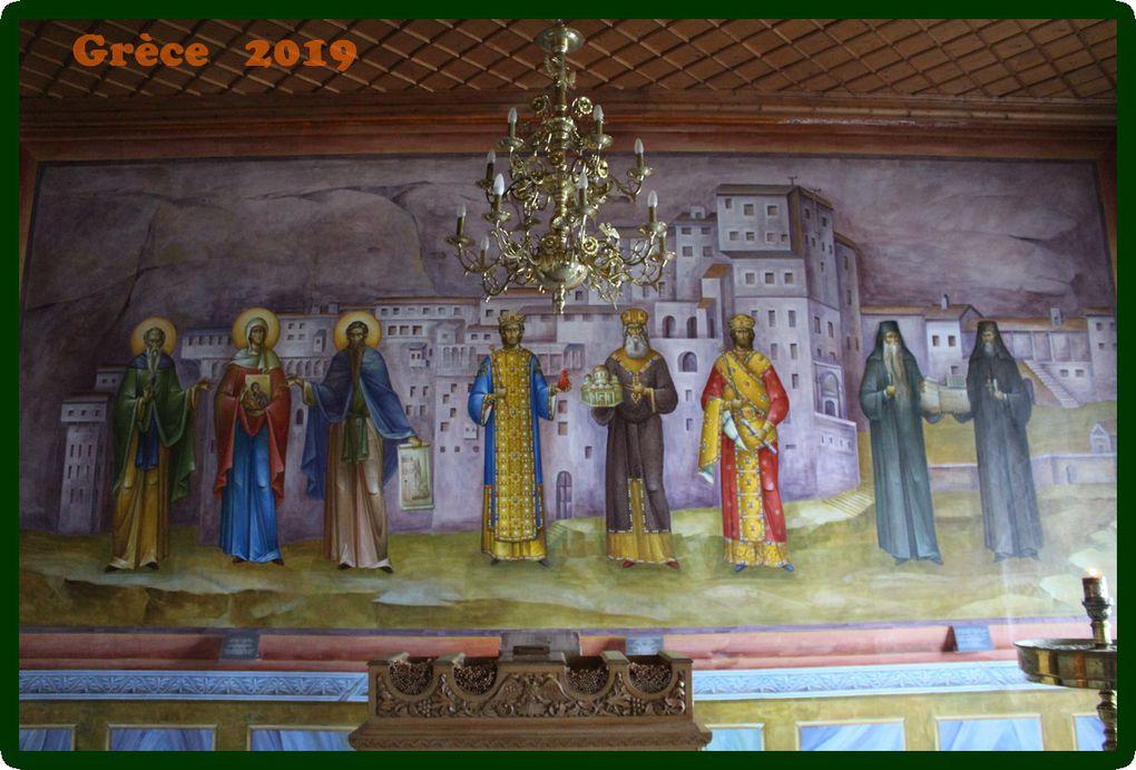 DIAPORAMA. Monastère Mega Spileo.