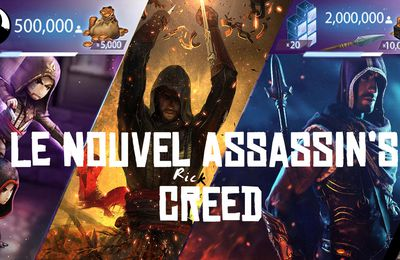 Rebellion, le nouvel Assassin's Creed