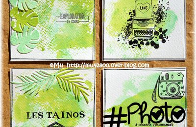 [ project life ] Les TAINOS