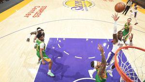 Les Lakers s'imposent contre l'équipe B du Utah Jazz après prolongation