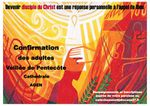 RAPPEL URGENT: confirmation adultes