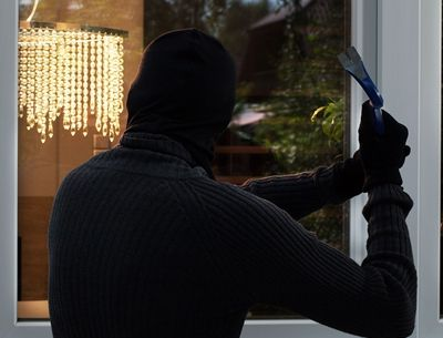 A House Can Readily Be Made Safer from Intruders: Plan a Home Invasion to Learn What To Do to Stop a Potential Thief