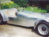 Dans l'ordre : Minipower Plus, CC Cyclone PT4, CRC Mirach Roadster, Stimulator Sport, Madgwick Roadster, Crawley Seven, Ginetta G2, Albo 7, Altair 1172