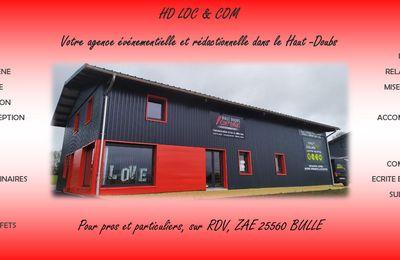 Location de bureau, salle, salle de réunion, salle d'exposition à 10 min de Pontarlier sur la ZAE de Bulle
