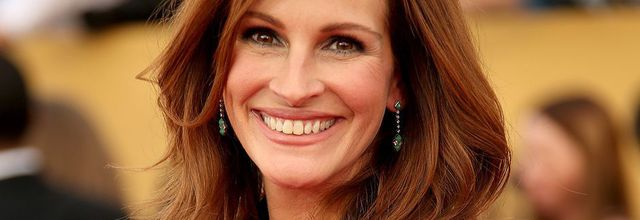 Julia Roberts Au top à 50 ans !