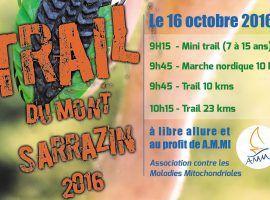 Trail du Mont Sarrazin (résultats)