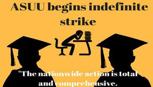 ASUU || Strikes Again