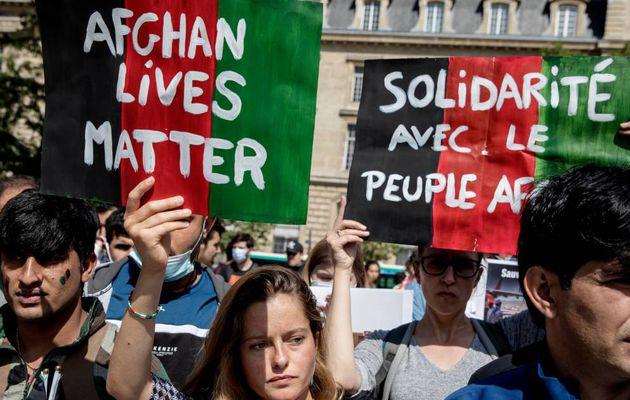 AFGHANISTAN : SOLIDARITÉ AVEC LE PEUPLE AFGHAN