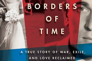Crossing the borders of time (Leslie Maitland)