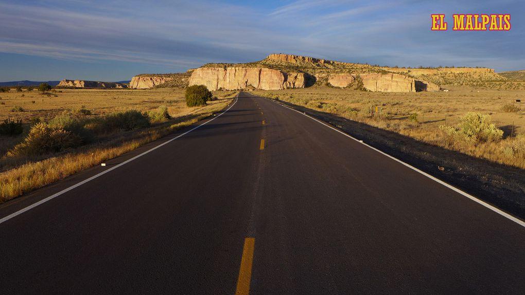 Sur les routes des USA