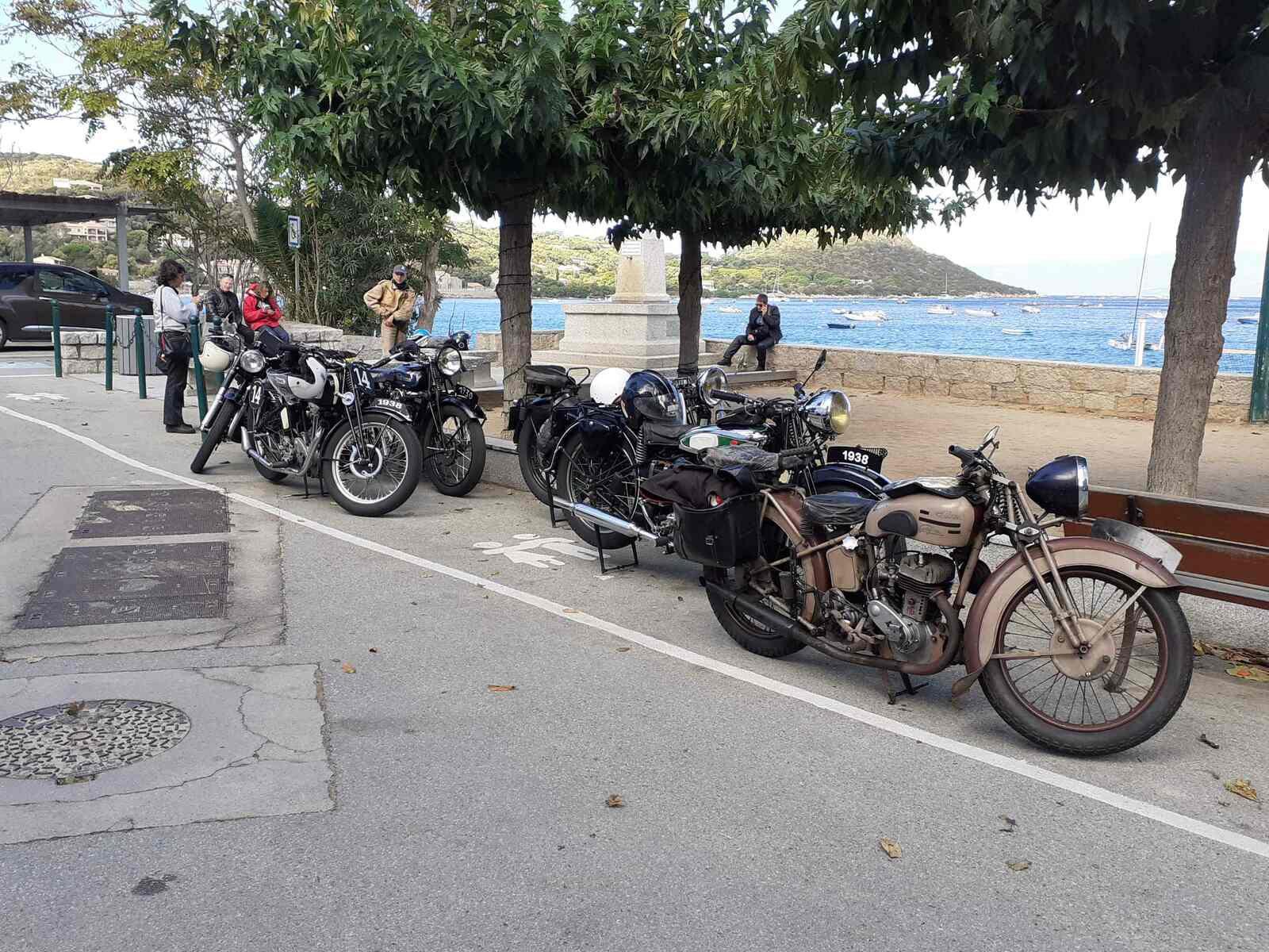 Un périple en Corse, octobre 2021
