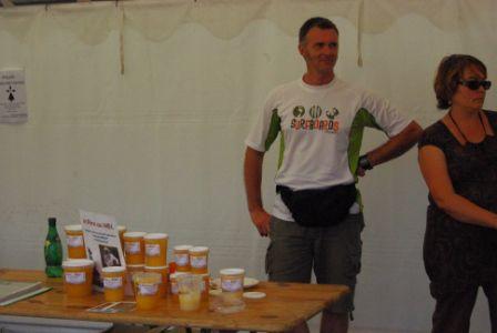 Première édition du festival Les Rencontres Celtiques, qui a eu lieu les 15 et 16 aout 2009 à St Laurent de la Prée (17)