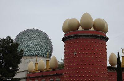 Musée-théâtre Salvador Dali : à Figueres, dans l'antre du surréalisme !