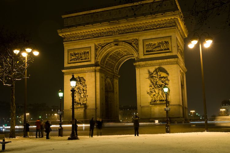 Album - Paris by Night