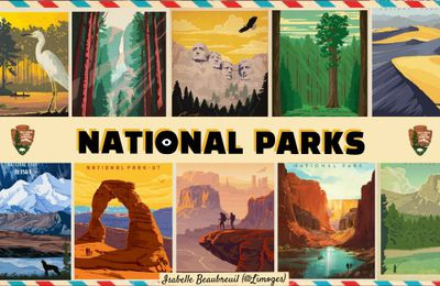 Discover the Amercan national parks