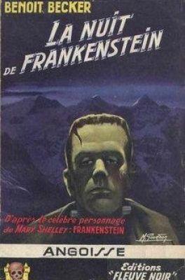 LA NUIT DE FRANKENSTEIN de Jean-Claude Carrière