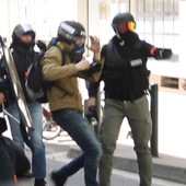 Une journaliste de TVBruits blessée le 13 avril à Toulouse