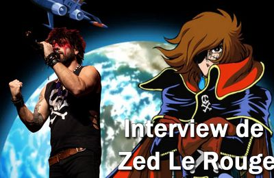 Interview - Zed Le Rouge (Astero-H) - Euro Solidary Art Onilne 2020