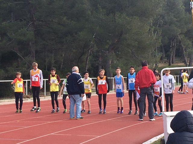 Tour de Pointes BE/MI 2018 de l'ACP Marseille