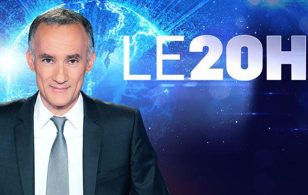 Le JT du 20h de TF1 du 25 janvier