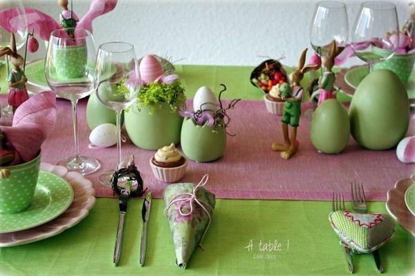 Déco pour Pâques