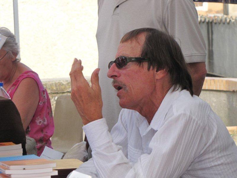 salon du livre de sablet 2011