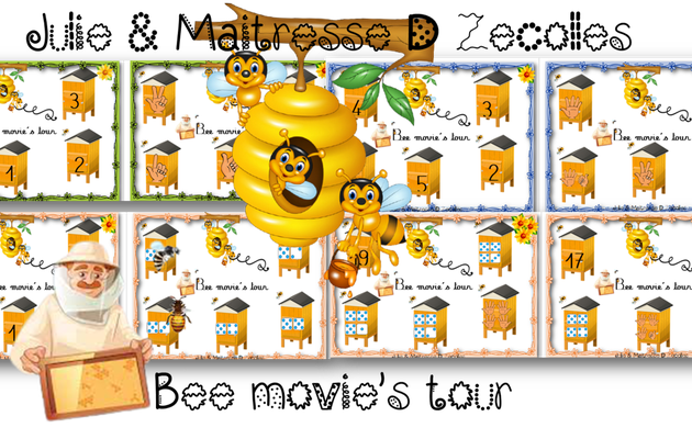 Abeilles : Les ruches