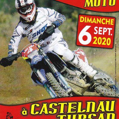 13 ème édition de la Ronde de Tursan du Tursan'duro club (40), le 6 septembre 2020