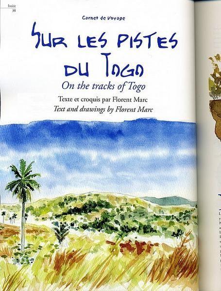 Album - Florent au Togo