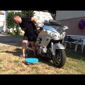 Goldwing Unsersbande - Changer la roue arrière / rear wheel 1800 2