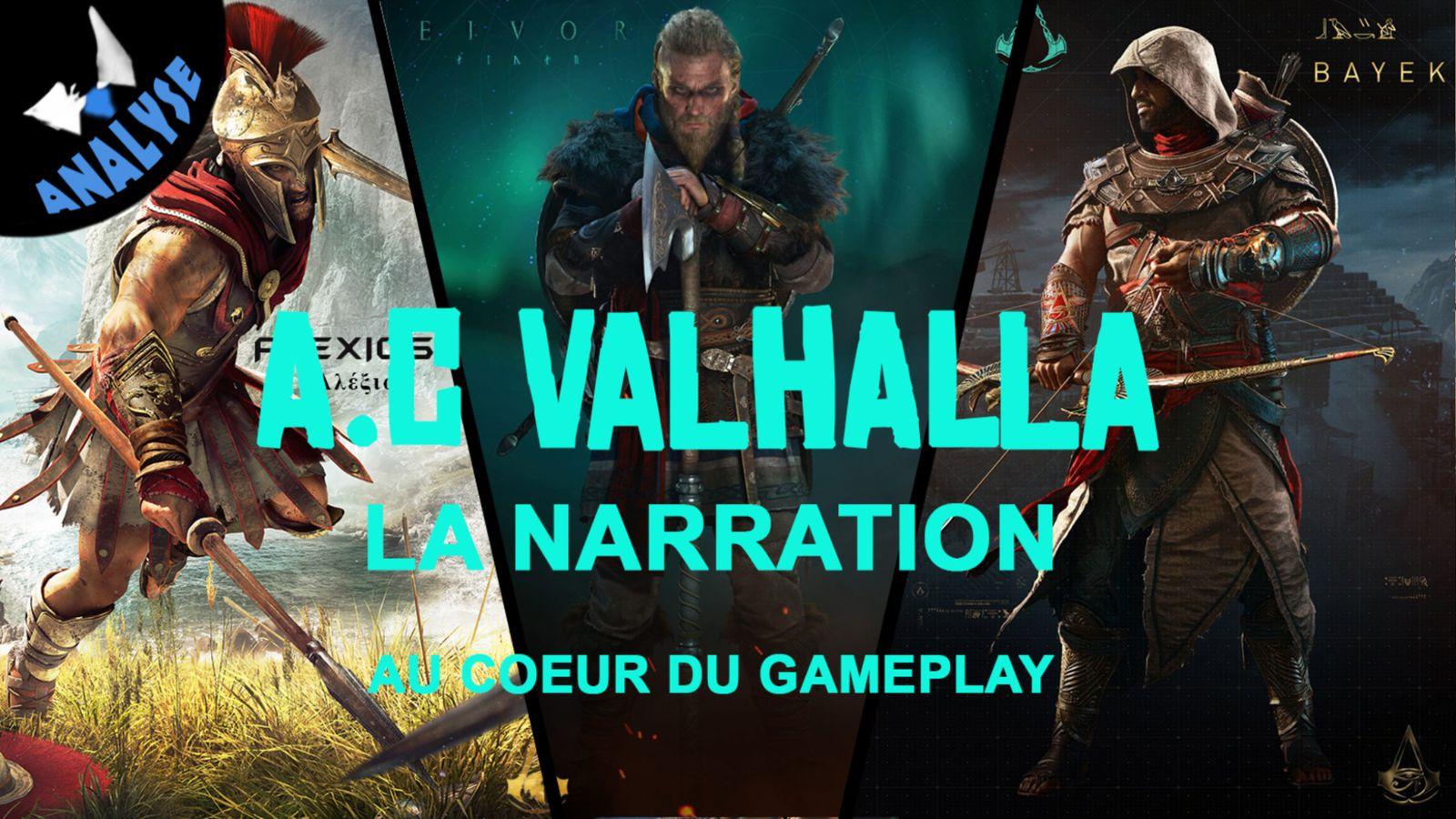 Assassin's Creed Valhalla, le scénario pour réconcilier les joueurs ?
