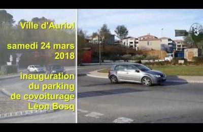 INAUGURATION PARKING LÉON BOSQ