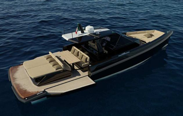 48 Wallytender – 3 new sales prior to its world debut at the 2019 Cannes Yachting Festival