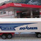 361-C SEMI CONTAINER BERNARD CAMION MAJORETTE 1/100 - car-collector.net
