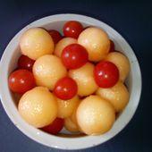 Suggestions de présentation pour le melon - Mes Meilleures Recettes Faciles
