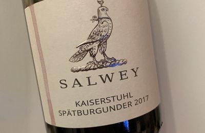 Baden Kaiserstuhl Spätburgunder trocken 2017 Salwey.