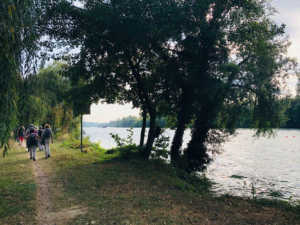 Randonnée en boucle de Bois-le-Roi - 17,45 km.