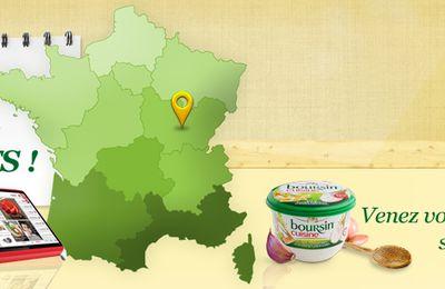 Les gagnantes du défi Boursin de la région Centre-Est sont...